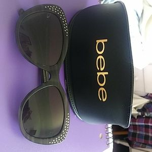 Bebe Frames and Case